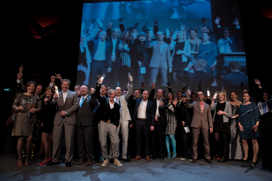TYPO3 Award at T3CON15 EU