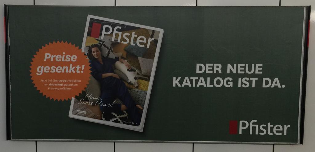 Pfister - Der neue Katalog ist da.