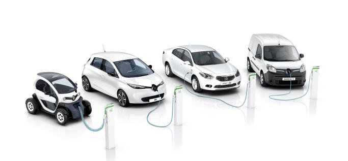 Renault - Elektroauto-Pionier