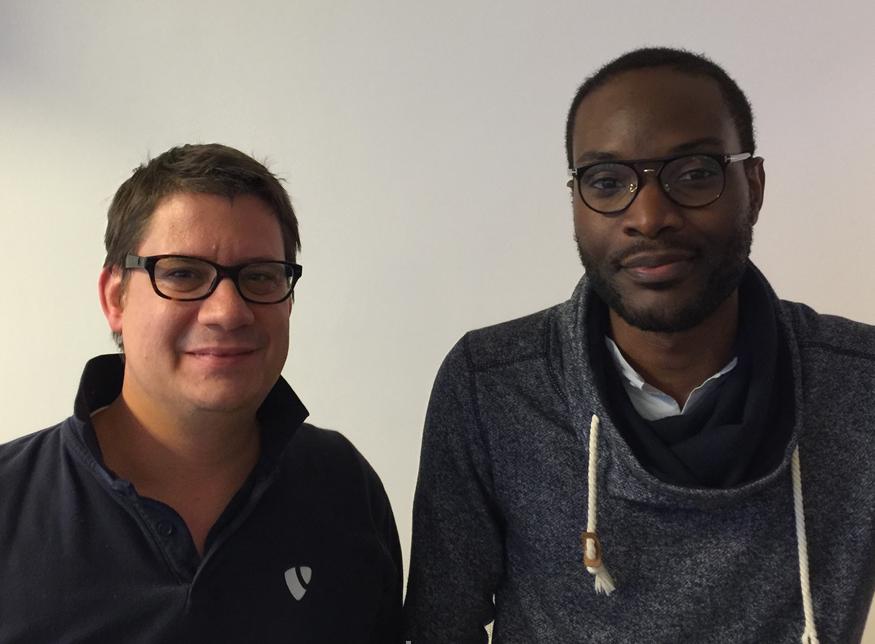 Alain Veuve / Charles Nouboué, CEO von FITLE