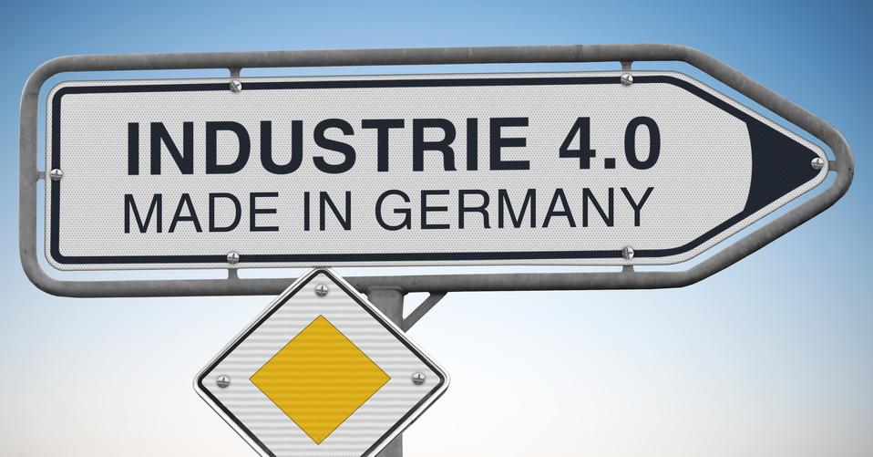 Wegweiser INDUSTRIE 4.0 MADE IN GERMANY